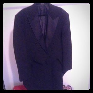 Large Tux Tail blazer